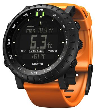 Suunto Core Orange Crush 0da6b22530